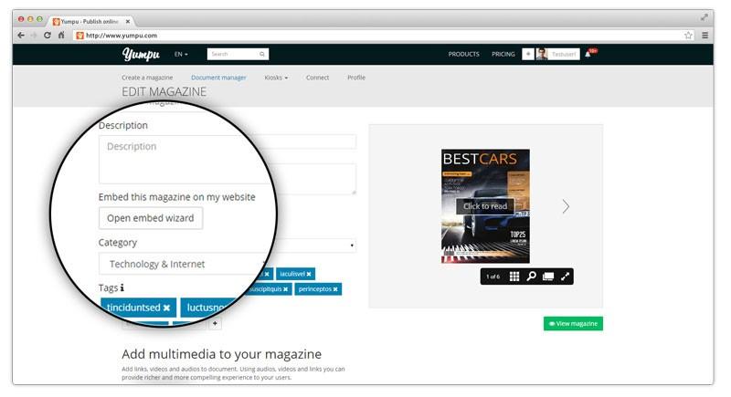 free online magazine creator - 02